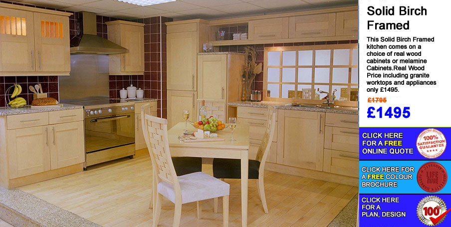 Home Kitchens Bedford